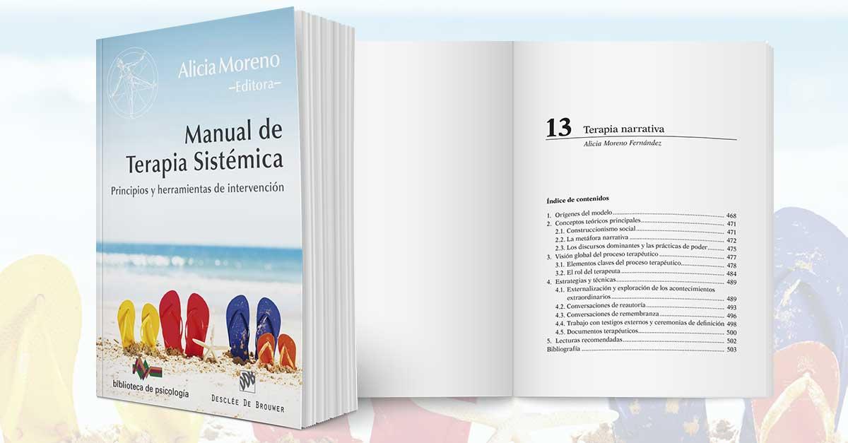 Terapia Narrativa - Manual de terapia sistémica - Capítulo 13