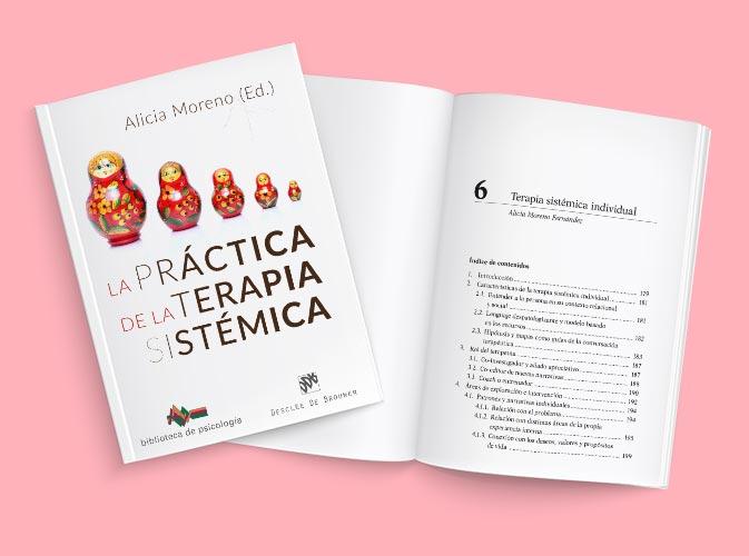 La Práctica de la Terapia Sistémica Cap. 6 - Alicia Moreno - Terapia Sistémica Individual