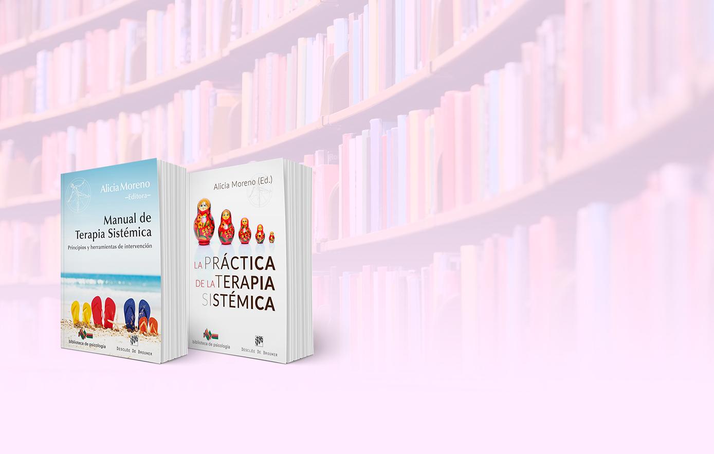Manual de terapia sistémica y La práctica de la terapia sistémica