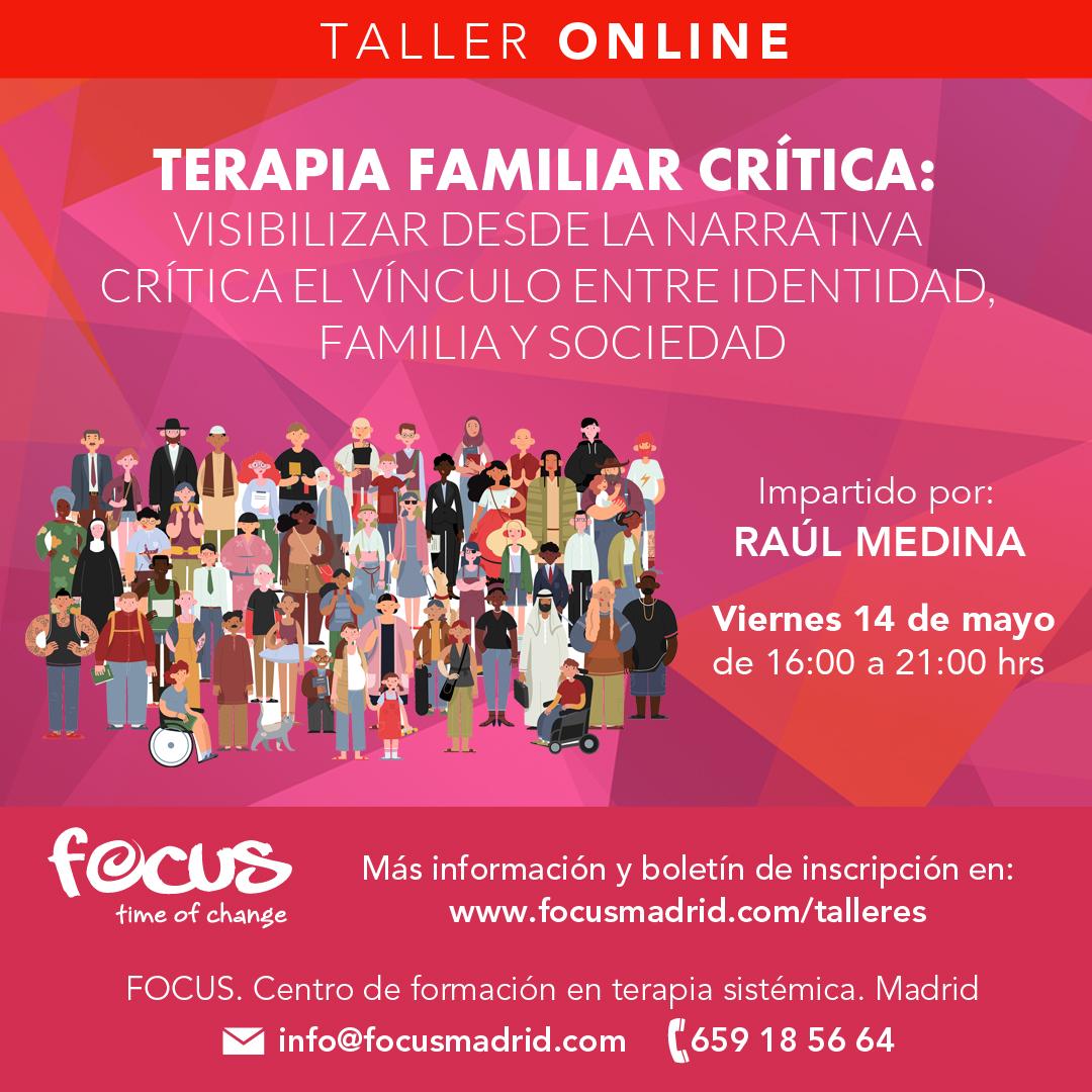 Terapia Familiar crítica - Raúl Medina